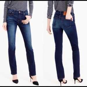 J. Crew Matchstick Jeans Size 26